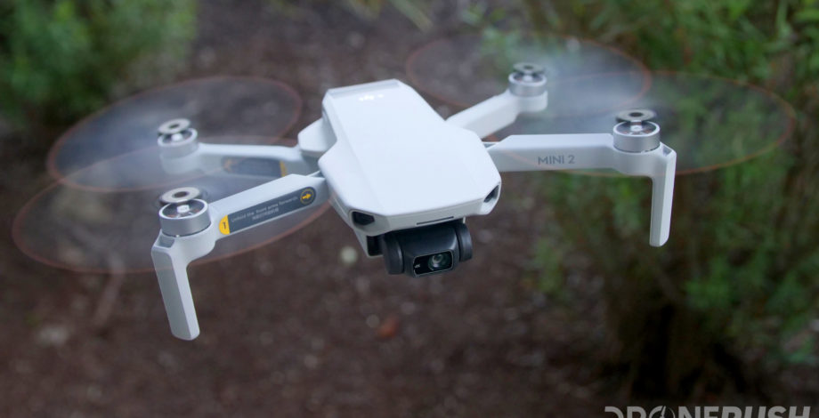 DJI's Mini 2 drone boasts 4K video and a dramatic range upgrade
