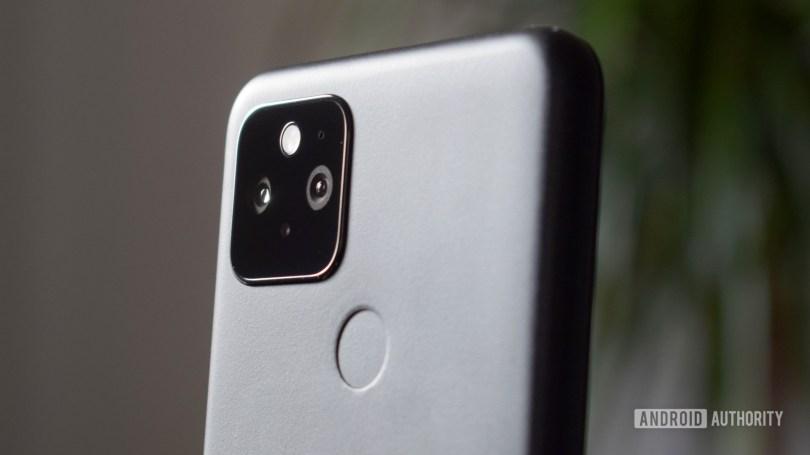 Google Pixel 5 Camera 1