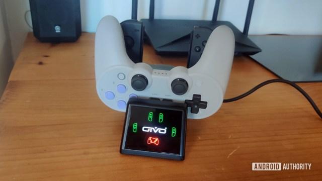 Подставка для зарядки Oivo для контроллеров Nintendo SWitch Обзор зарядки сторонних производителей