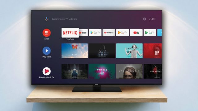 nokia smart tv 5500a с android