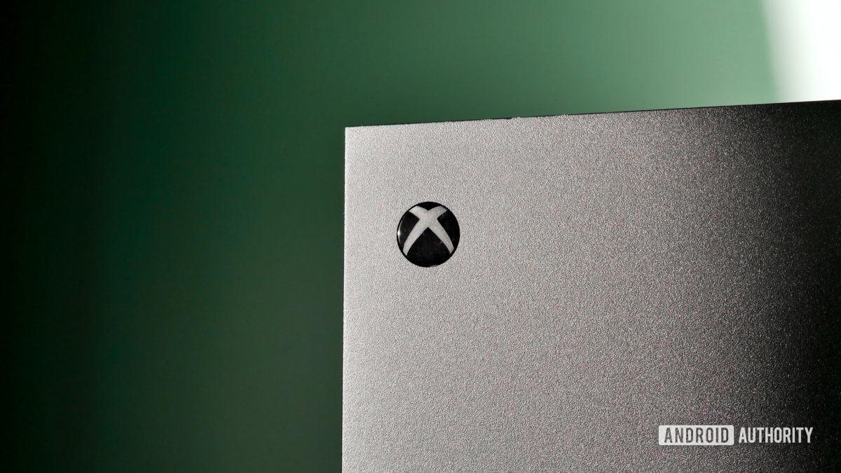 xbox логотип серии x