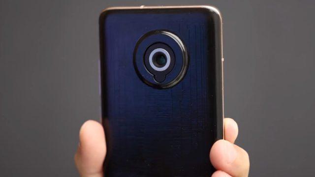 xiaomi телефон с телеобъективом 1