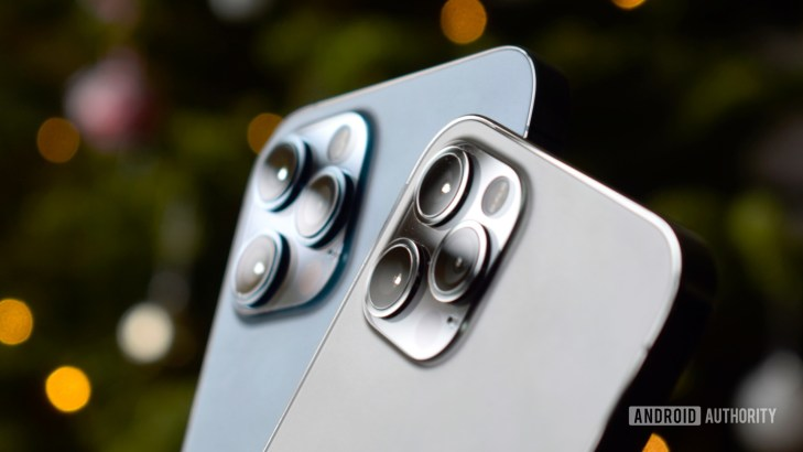 Apple iPhone 12 Pro vs iPhone 12 Max camera