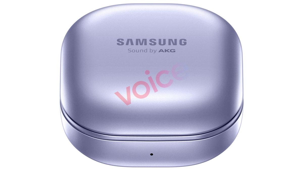 Vazamento de capa para Samsung Galaxy Buds Pro