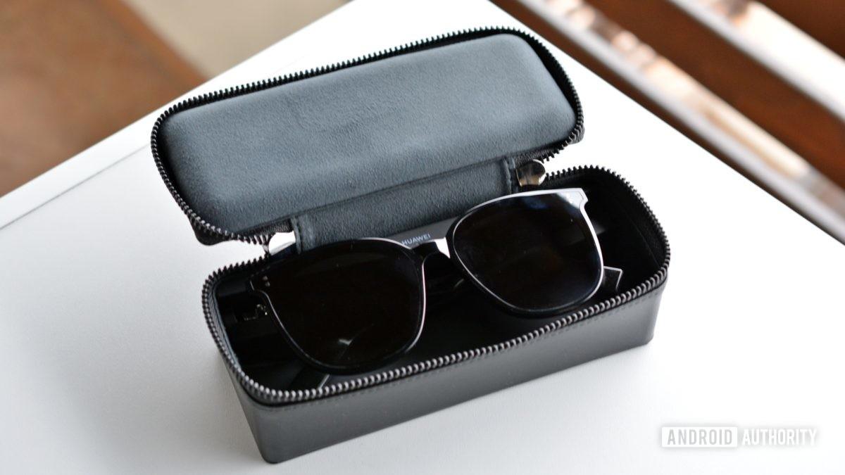óculos huawei x gentle monster eyewear 2 óculos inteligentes bolsa 5