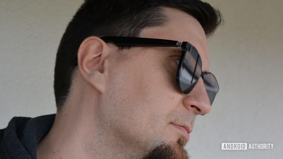 óculos huawei x gentle monster 2 smart glasses man 3
