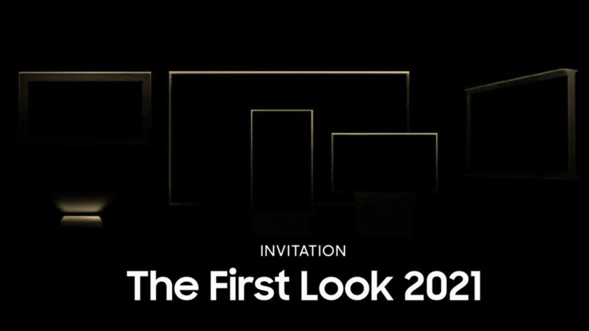 samsung display first look 2021 event