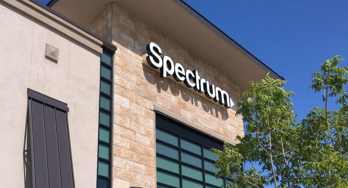logotipo do espectro