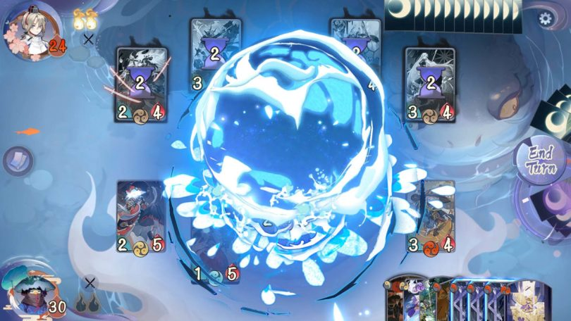 Android Apps Weekly Onmyoji the card game screenshot