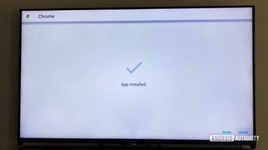 Android TV sideloading apps
