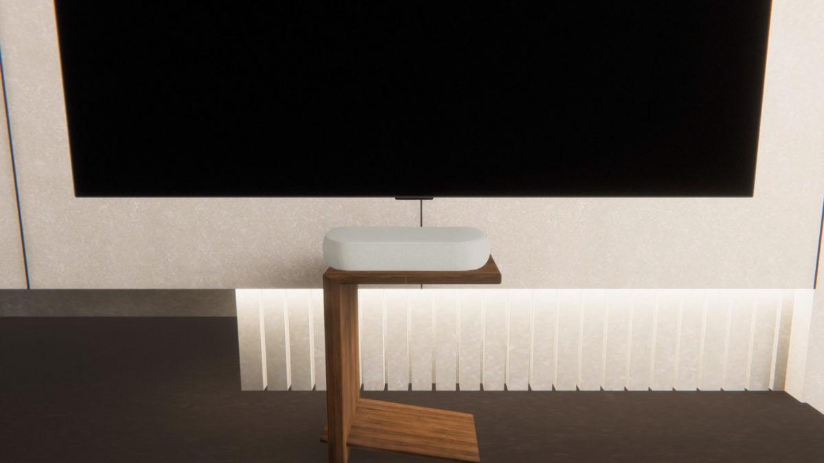 LG Q5 Eclair soundbar