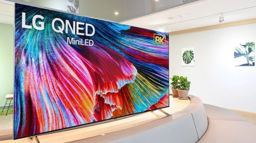 LG QNED TV
