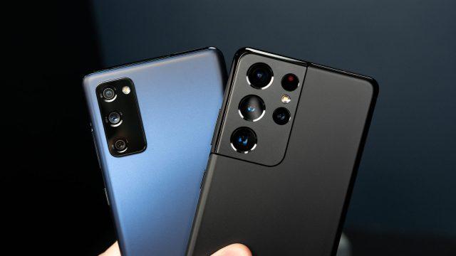Samsung Galaxy S21 vs Galaxy S20 FE: Which one should you buy?