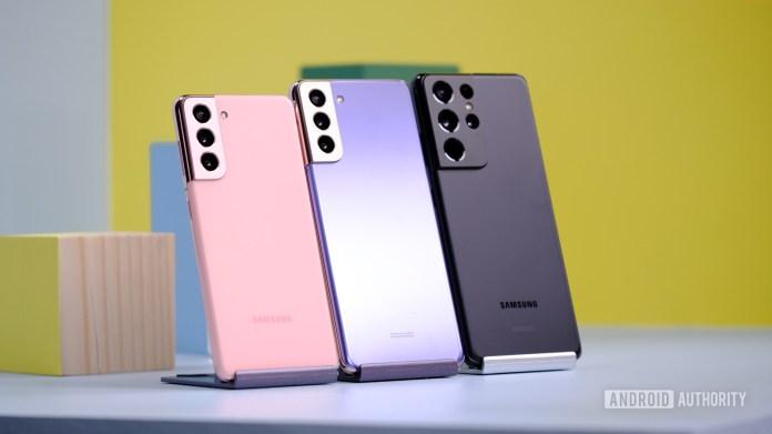 Samsung Galaxy S21 vs S21 Plus vs S21 Ultra 1 1