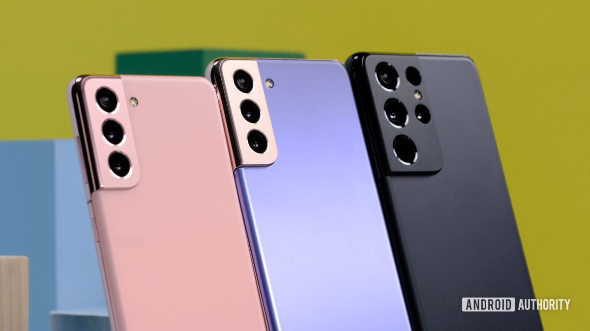 Samsung Galaxy S21 vs S21 Plus vs S21 Ultra 2 1