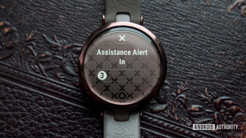 garmin lily review incident detection