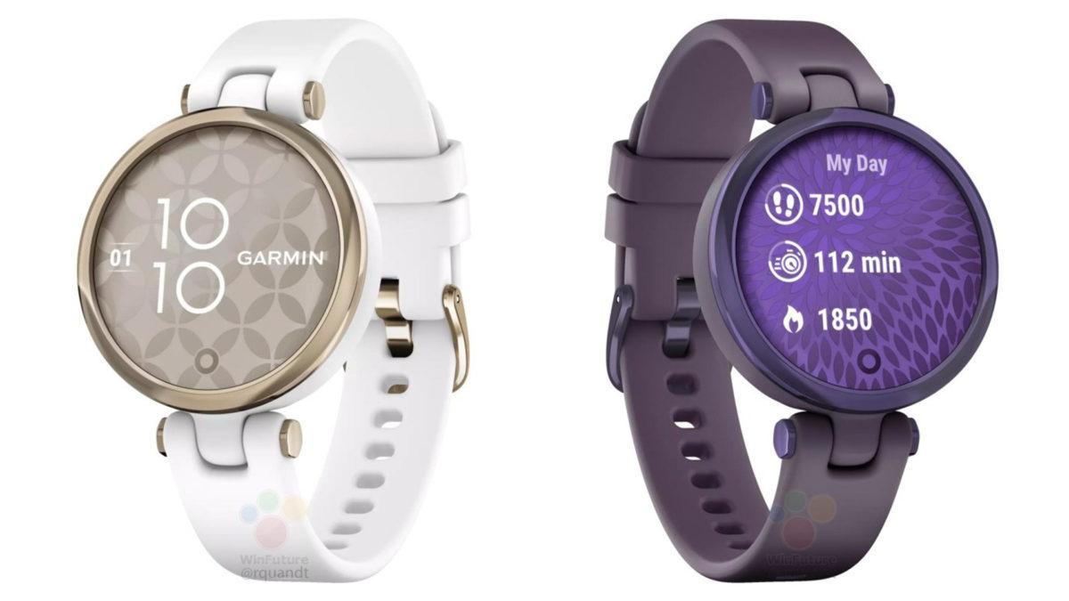 smartwatch garmin lírio para mulheres