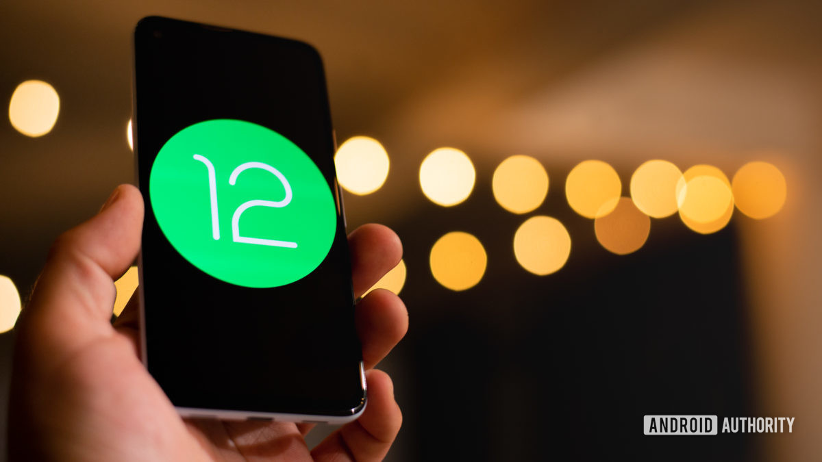 Android 12 stock photo 5