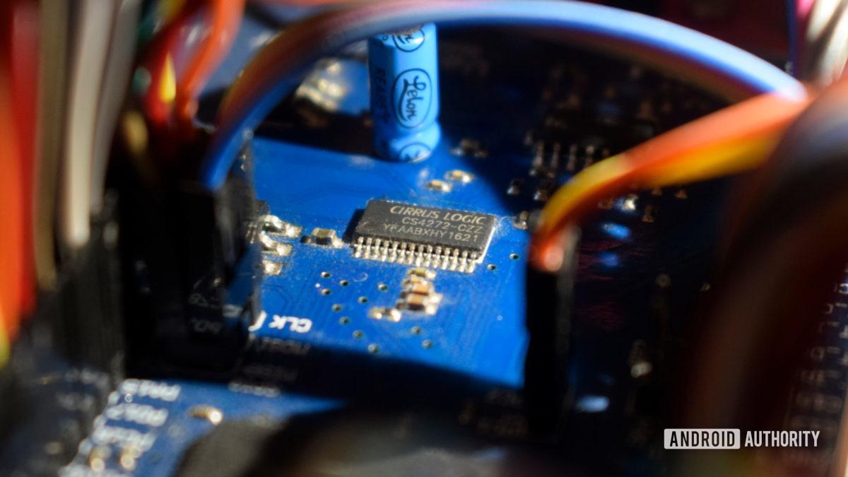 Chip Cirrus Logic Codec