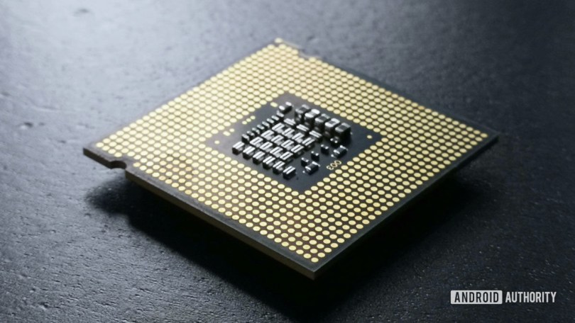 Processor chip soc