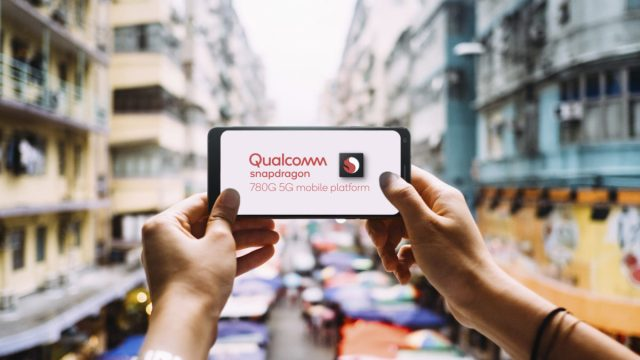 Qualcomm Snapdrafon 785G 5G