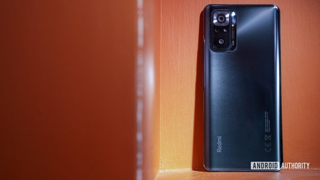 Redmi Note 10 Pro background