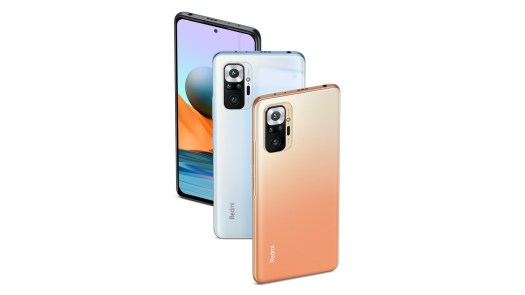 Redmi Note 10 Pro official image