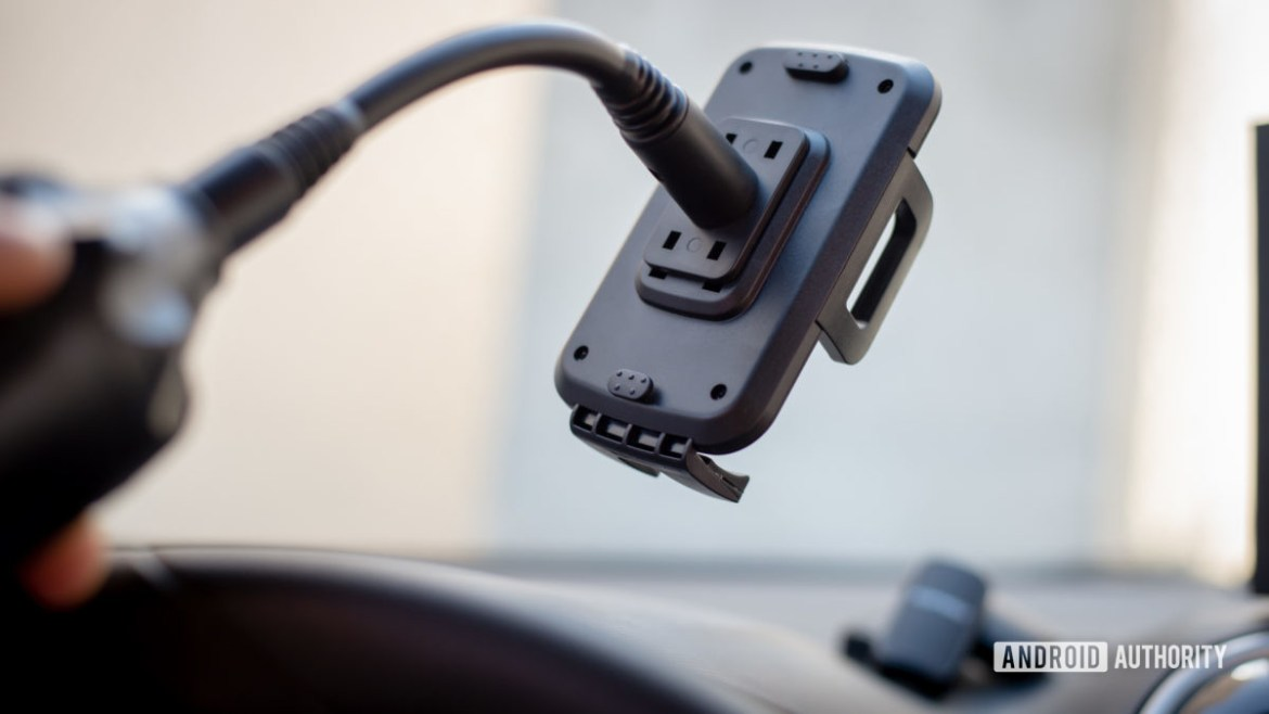 TopGo Cup Holder Phone Mount review 7