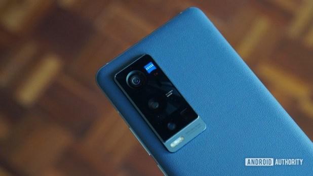 Vivo X60 Pro Plus back cover