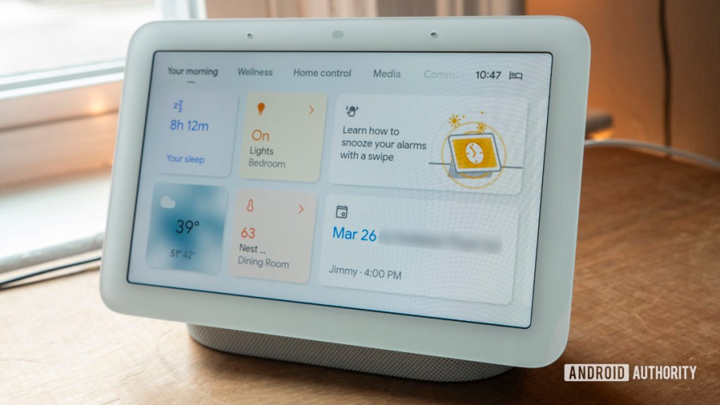 google nest hub second generation review sleep sensing your morning view edited