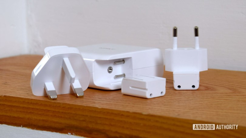 Anker PowerPort III 3 port 65W adapters
