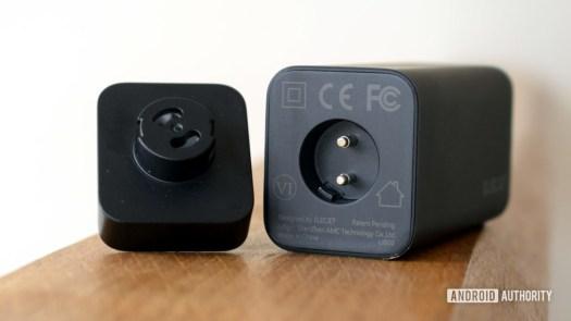 Elecjet X21 Pro review connector