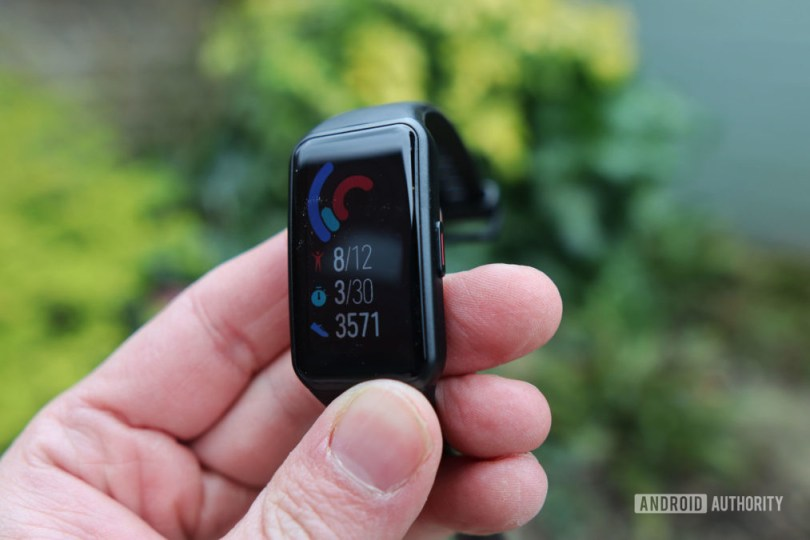 Honor Band 6 Fitness Tracking