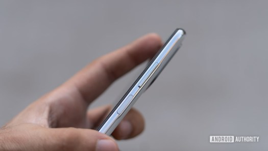 Redmi Note 10 side buttons