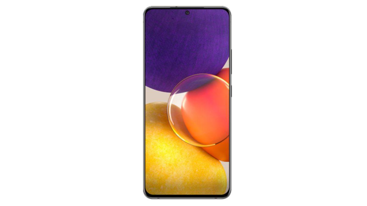 Samsung Galaxy A82 Google Play Console Listing