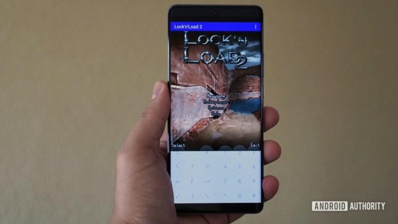Symbian N Gage emulator screenshot edited