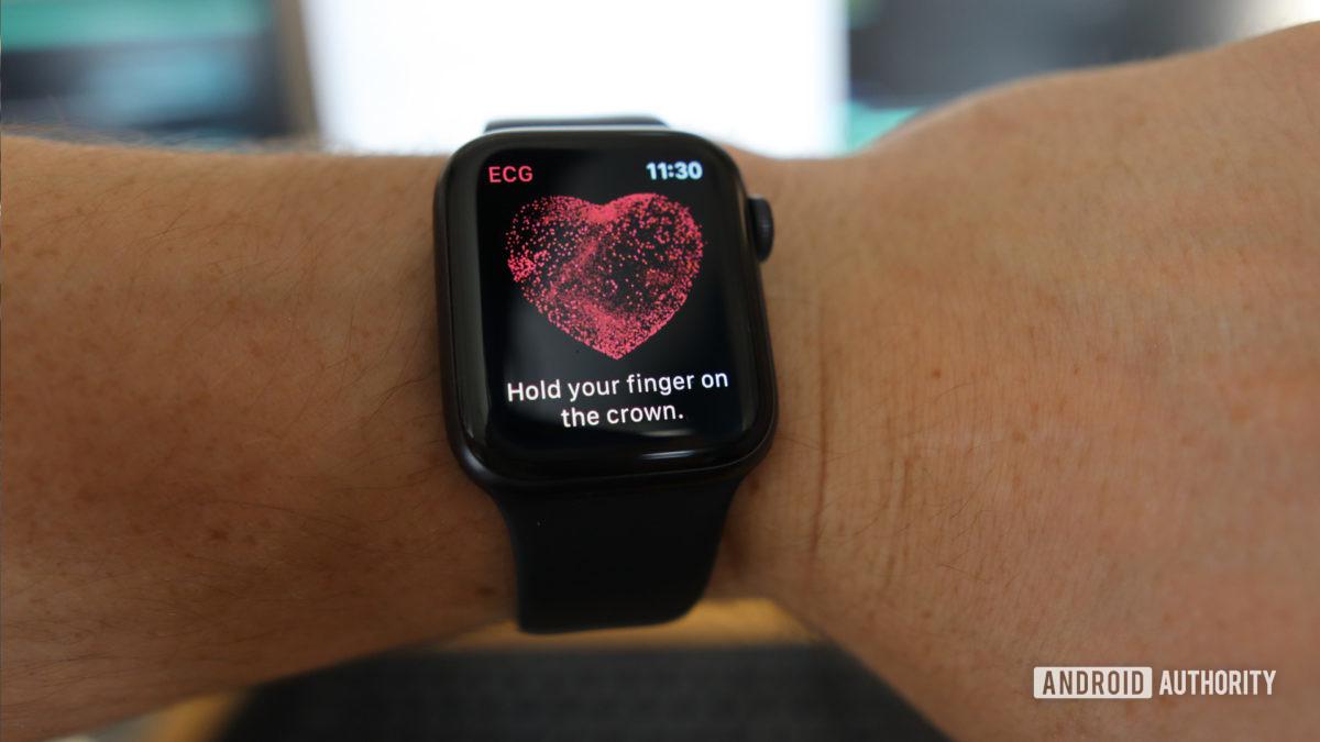 Приложение ЭКГ для Apple Watch