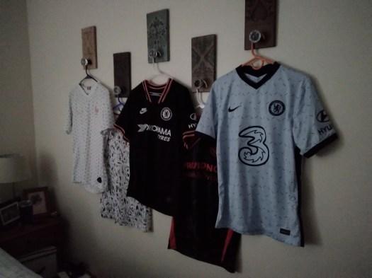Galaxy A11 low light jersey wall