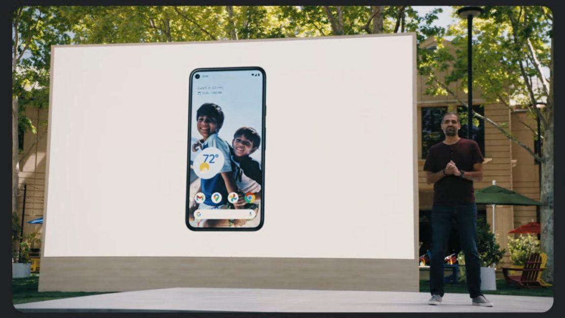 Google IO 2021 Sameer Samat talks Android 12 03 1