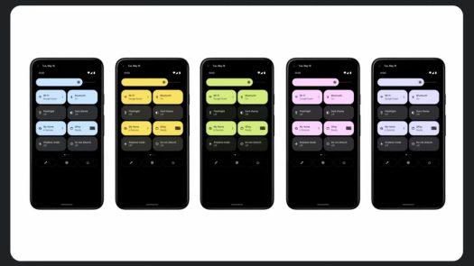 Google IO 2021 Sameer Samat talks Android 12 05 1