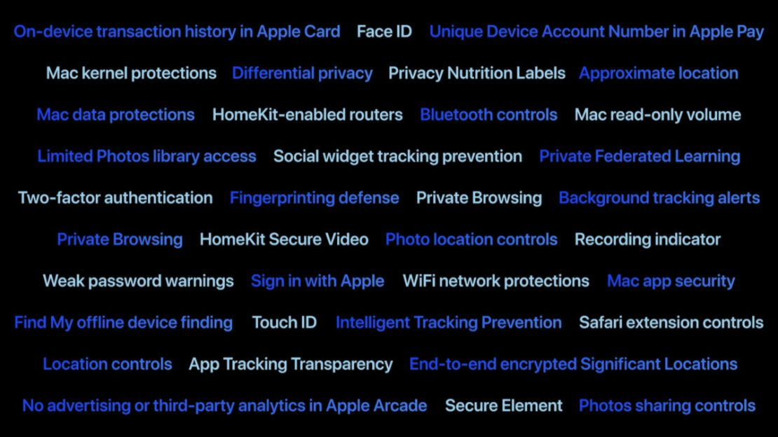 Appe Privacy