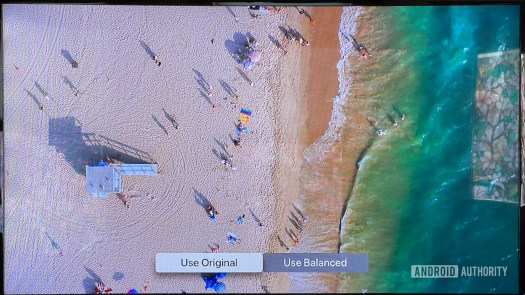 Apple TV 4K Color balance unbalanced