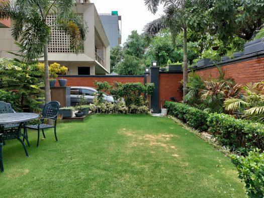 Nord CE camera garden
