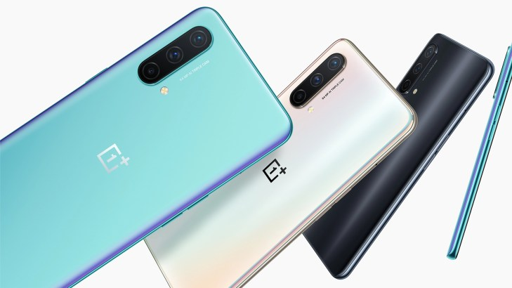 OnePlus Nord CE Official