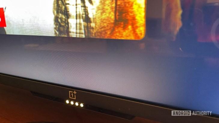 OnePlus TV U1S OnePlus logo
