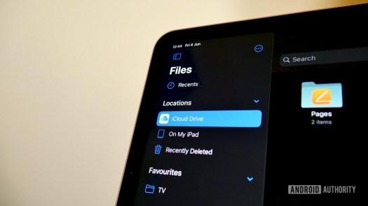apple ipad air 2020 review files