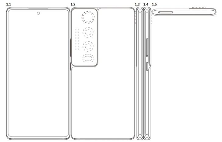 xiaomi smartphone patent design jun 2021 1