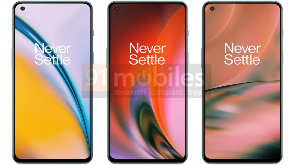 OnePlus Nord 2 front 91mobiles Ishan Agarwal