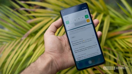 Oppo Reno 6 Pro bloatware and notifications