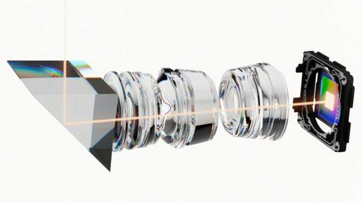Sony Xperia 1 III zoom camera lenses